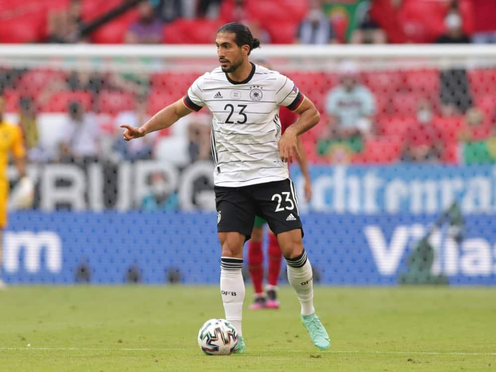 Emre Can will mit dem DFB-Team zurück an die Weltspitze. ©FIRO/SID