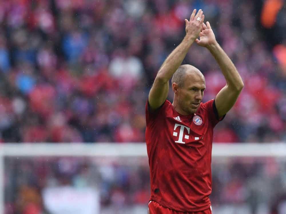 Arjen Robben beendet endgültig seine Karriere. ©SID CHRISTOF STACHE