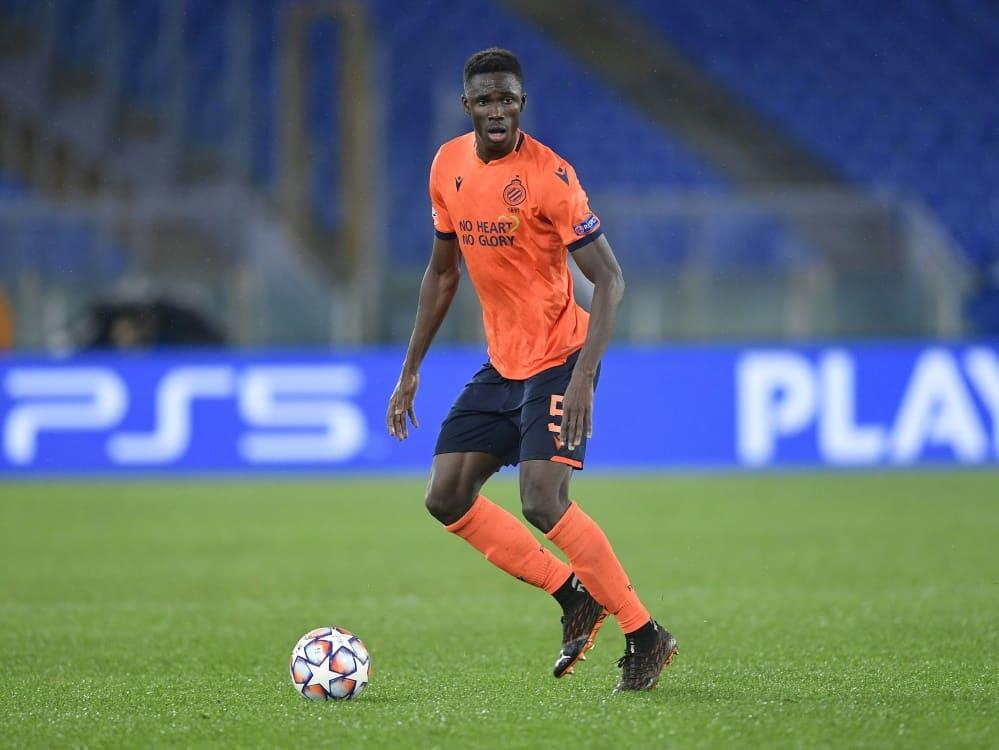 Odilon Kossounou wechselt zu Bayer Leverkusen. ©FIRO/SID