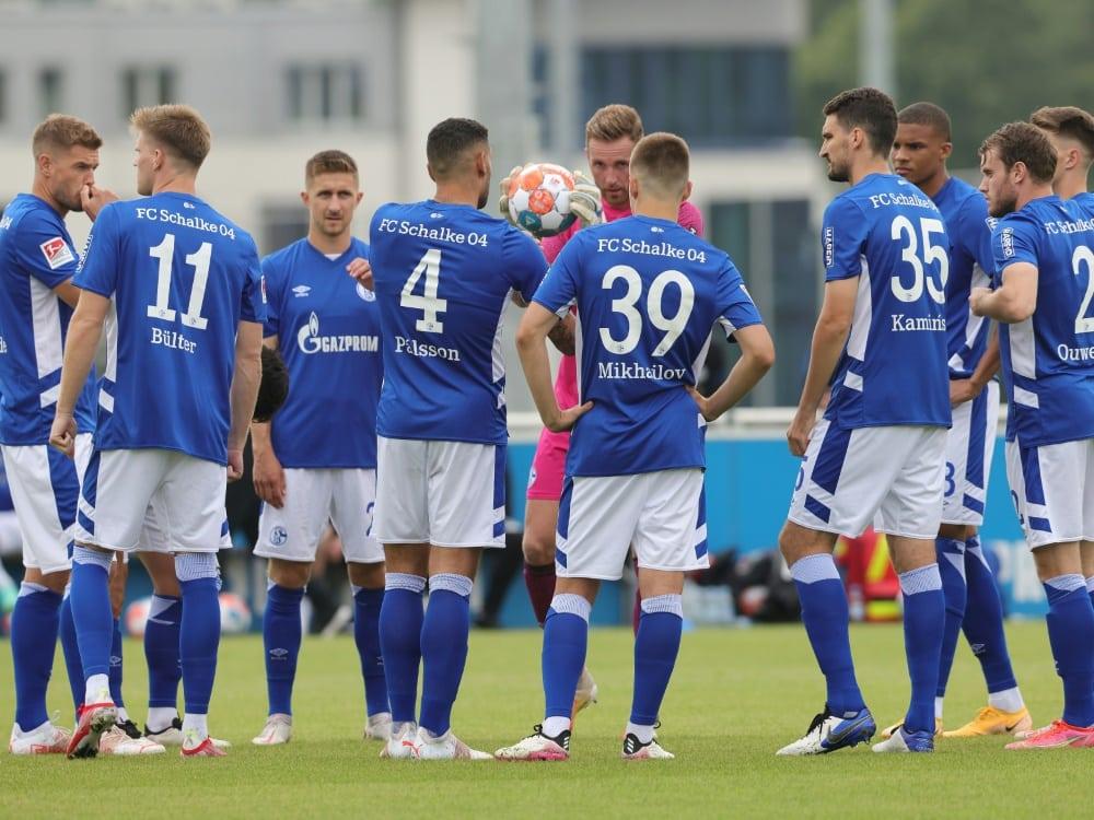 Wettanbieter sieht Schalke vorn. ©FIRO/SID