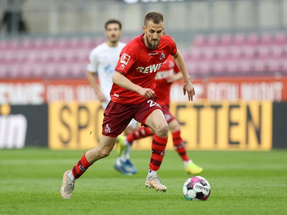 Offensivspieler Dominick Drexler wechselt zu Schalke 04. ©FIRO/SID