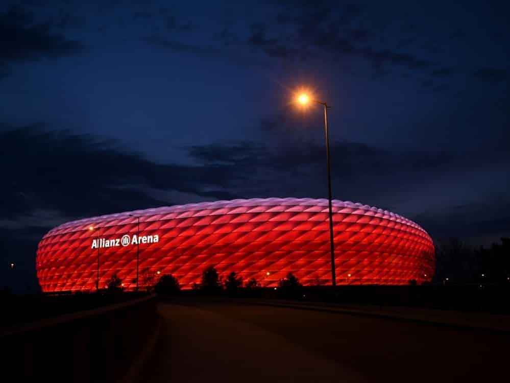 München erhält Champions-League-Finale erst 2025. ©SID CHRISTOF STACHE