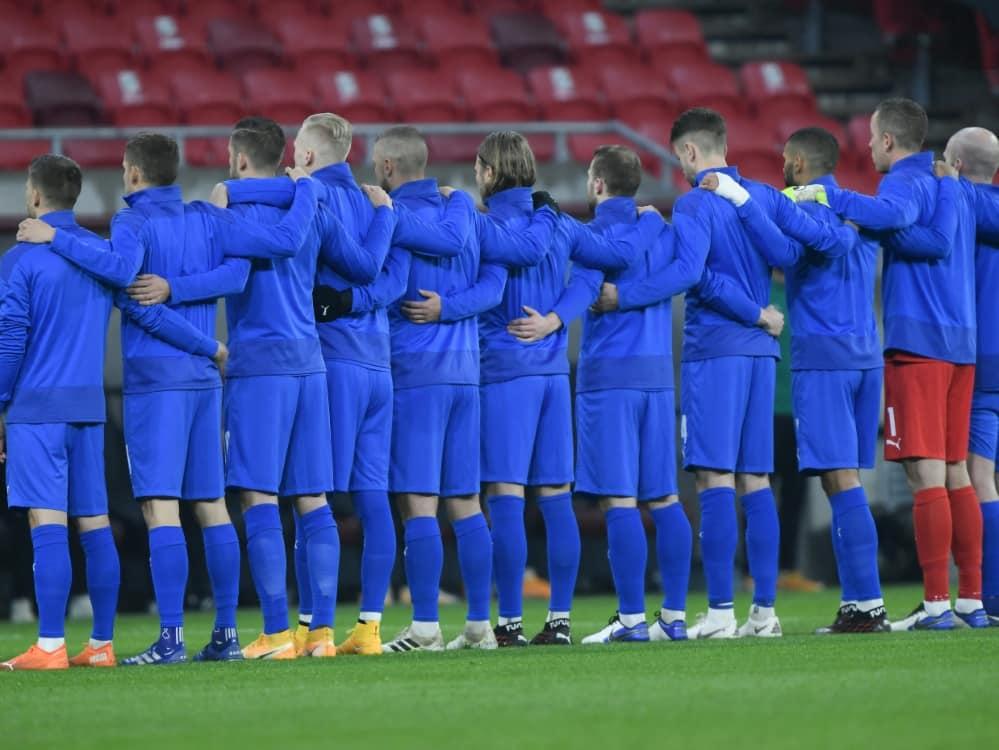 Skandal: Islands Fußballchef tritt zurück. ©SID ATTILA KISBENEDEK