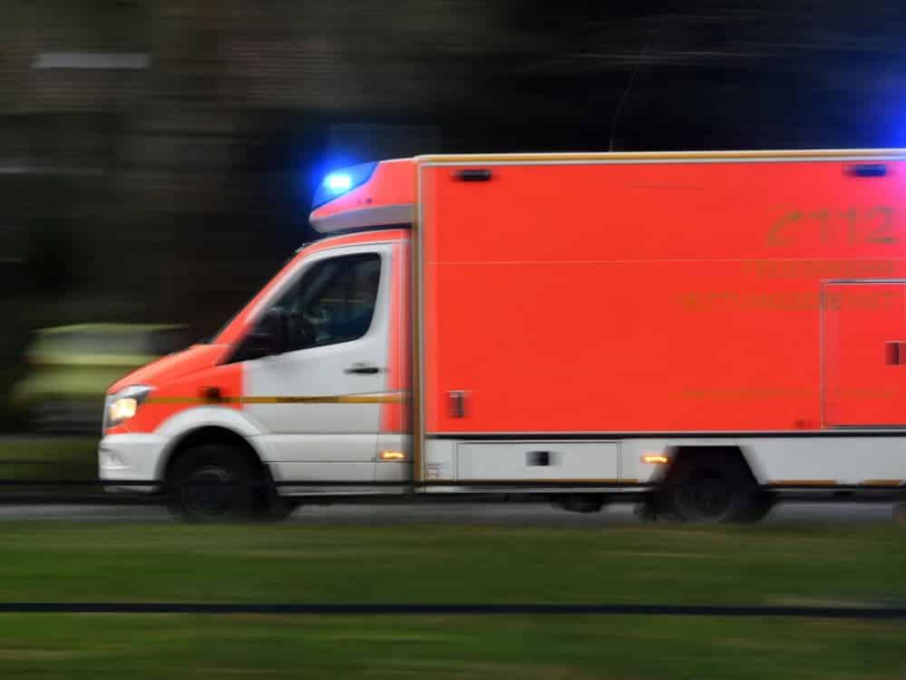 In Wolfsburg gab es einen medizinischen Notfall. ©SID INA FASSBENDER