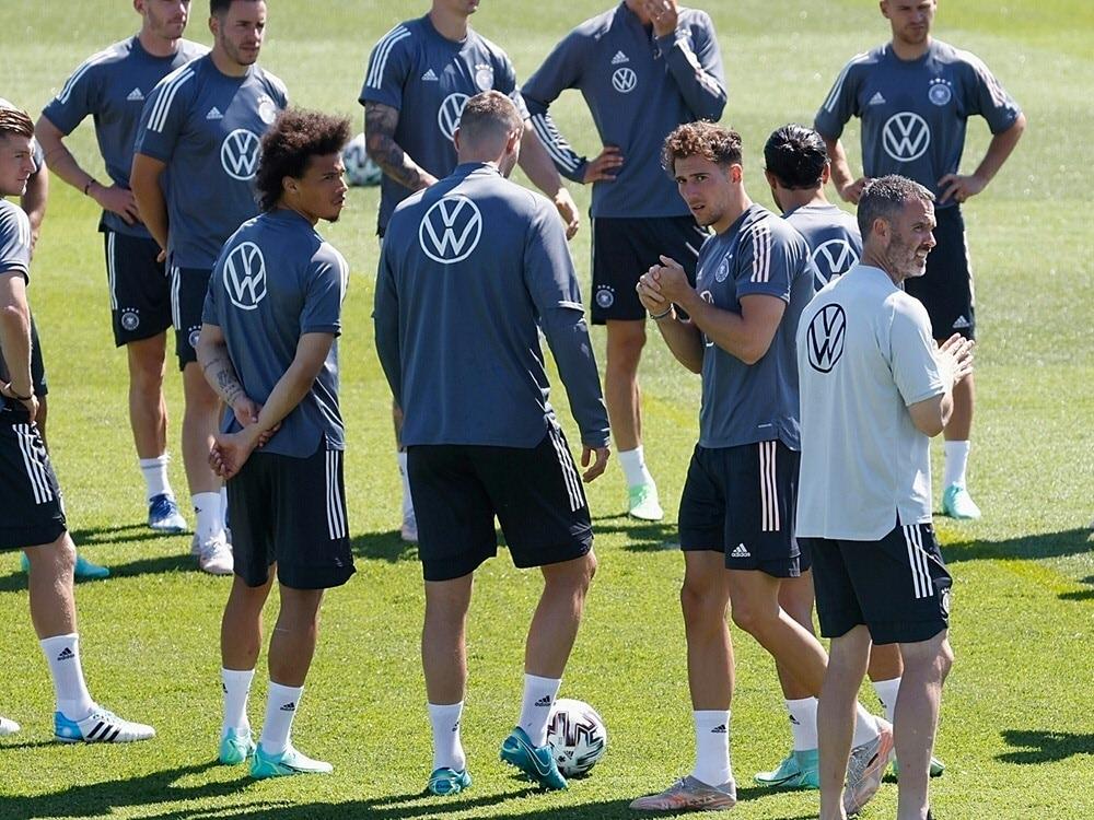 Nationalmannschaft setzt auf bessere Standards. ©FIRO/SID