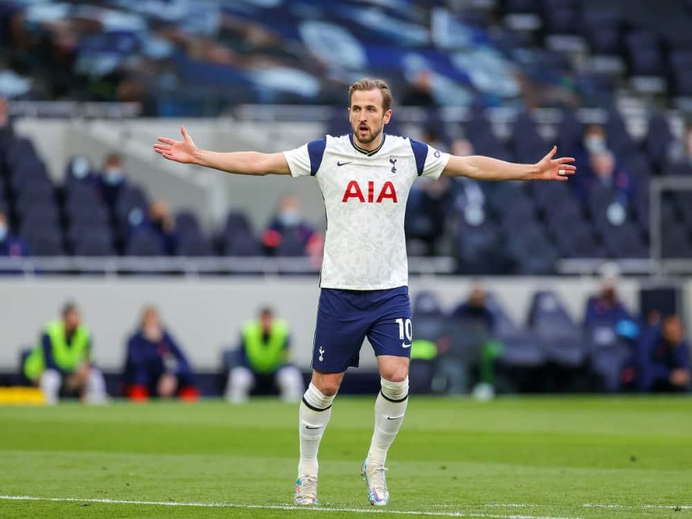 Harry Kane bleibt bei Tottenham Hotspur. ©FIRO/SID