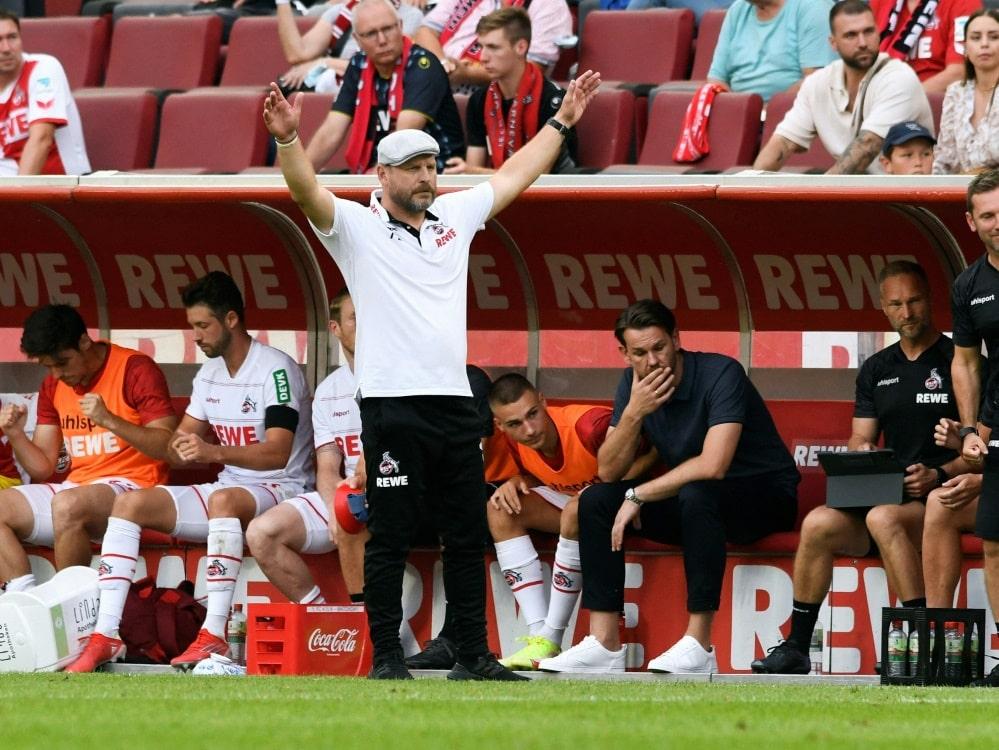 Der 1. FC Köln bezwingt Aufsteiger Bochum mit 2:1. ©SID UWE KRAFT