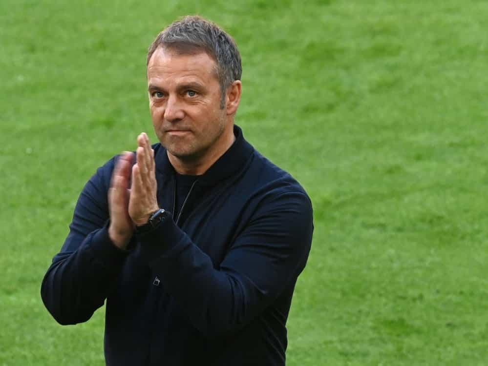 Flick hat seine Stelle als Bundestrainer angetreten. ©SID CHRISTOF STACHE