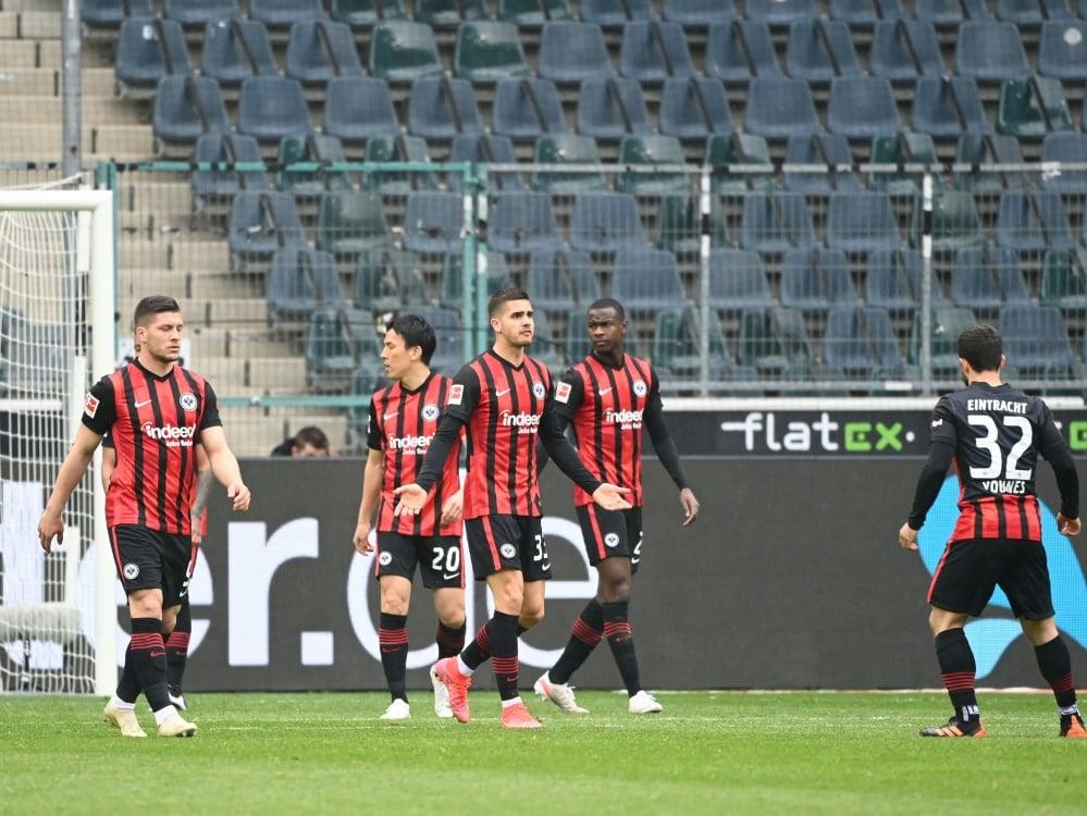 Frankfurt startet in die Europa League gegen Istanbul. ©SID INA FASSBENDER