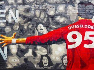 Fortuna Düsseldorf Graffiti