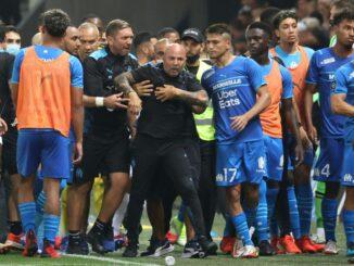 Skandal in Nizza nach Platzsturm der Fans