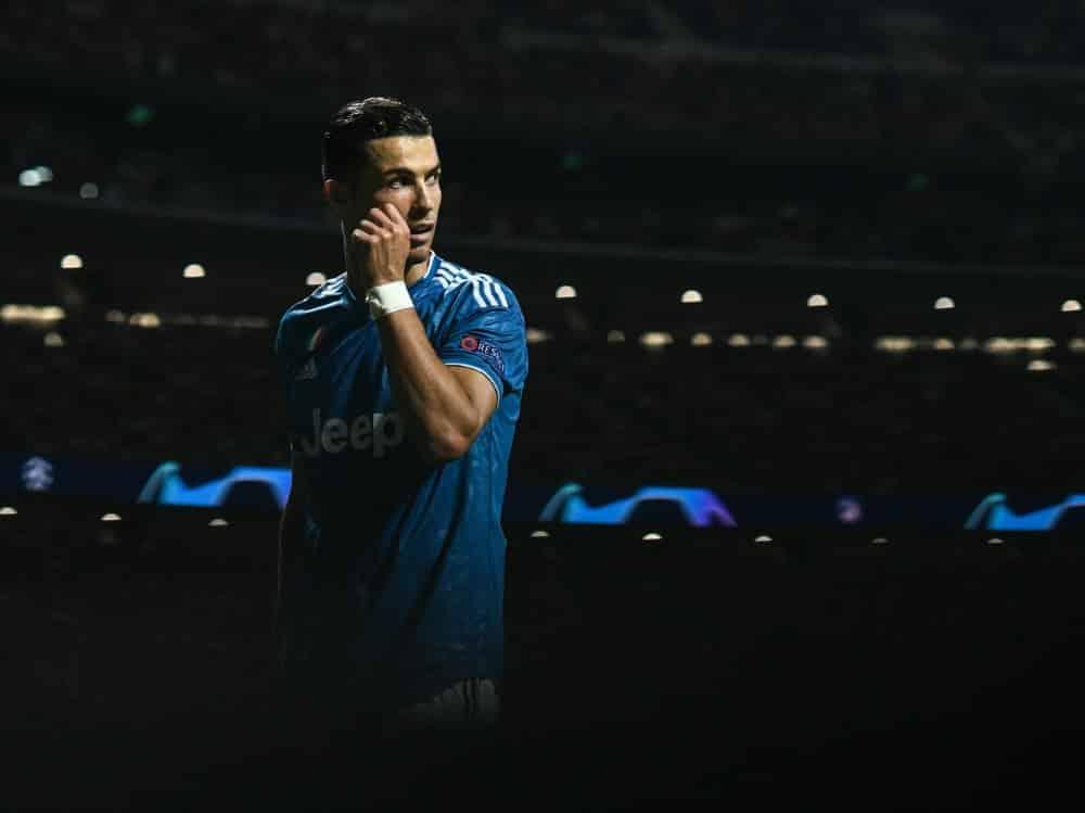 Cristiano Ronaldo kehrt nach Manchester zurück. ©SID OSCAR DEL POZO