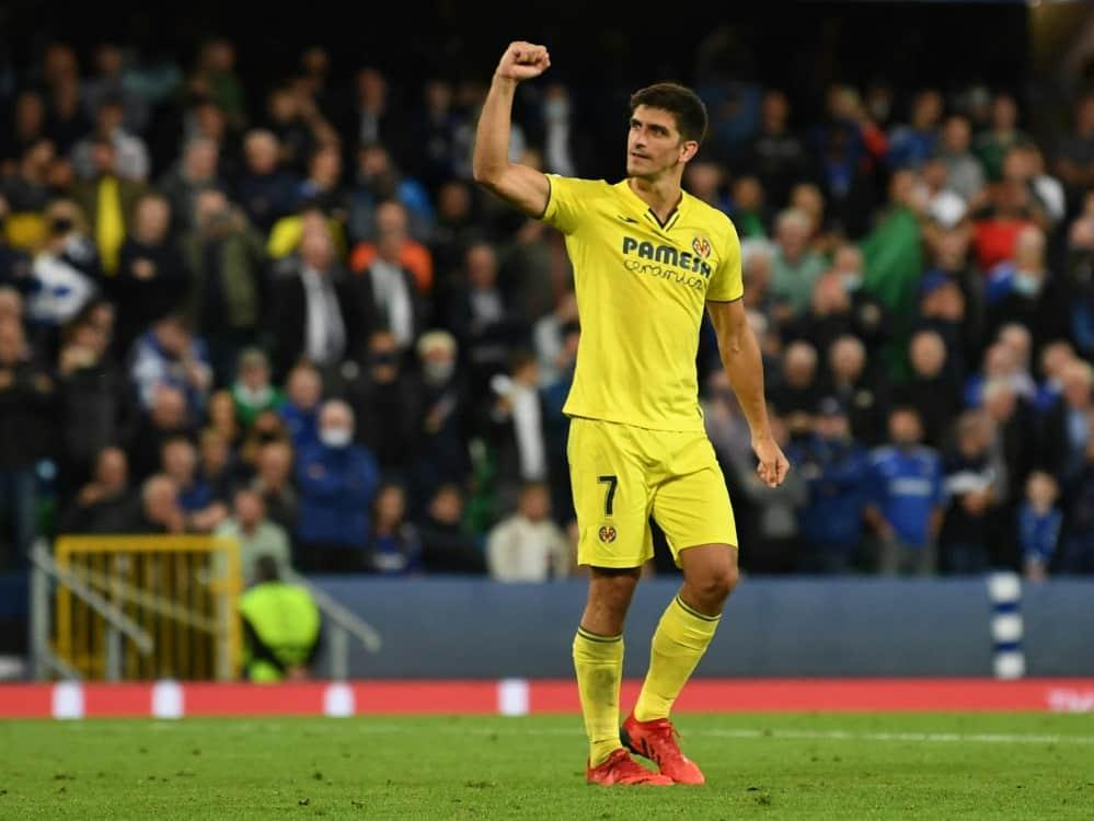 Moreno holte mit Villarreal den Europa-League-Titel. ©SID PAUL ELLIS