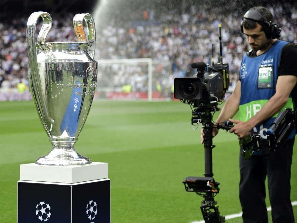 Champions League: Fast alle Spiele bei DAZN  . ©SID JAVIER SORIANO