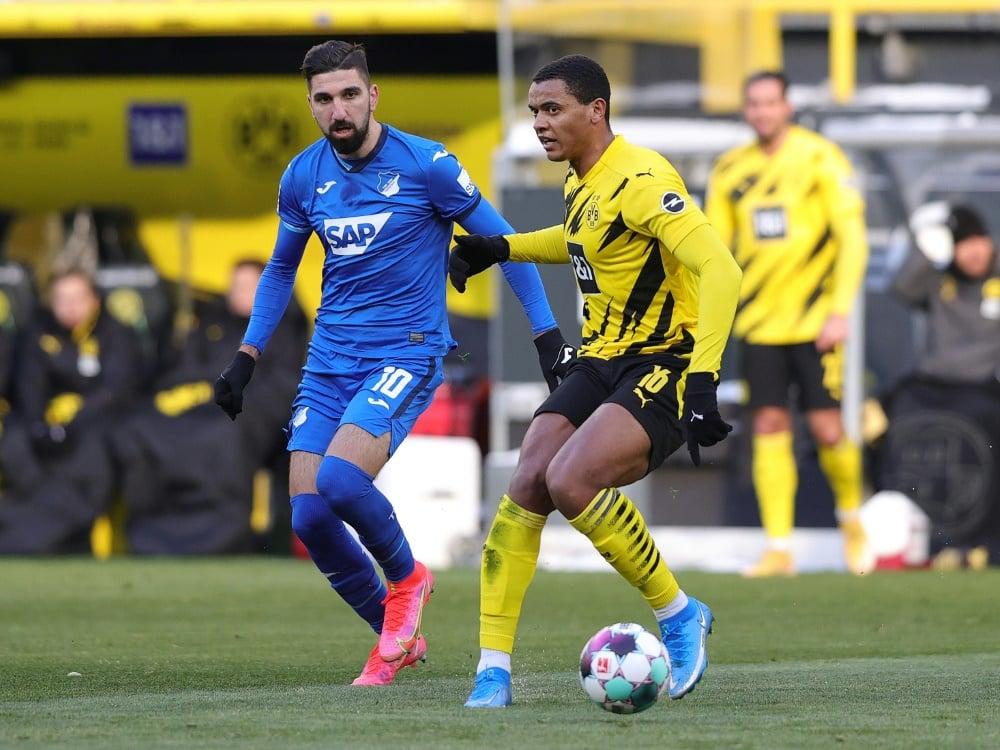 Der BVB steht gegen Hoffenheim unter Druck. ©FIRO/SID