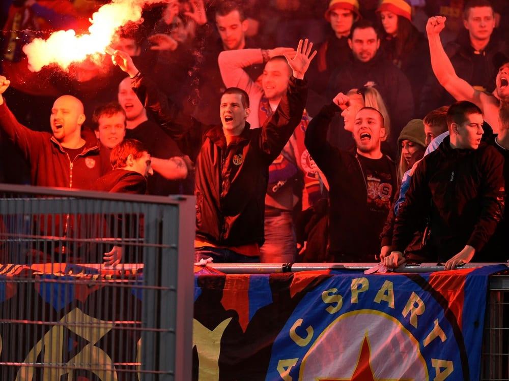 Sparta Prag: Ermittlung nach rassistischen Beleidungen . ©SID ALBERTO PIZZOLI