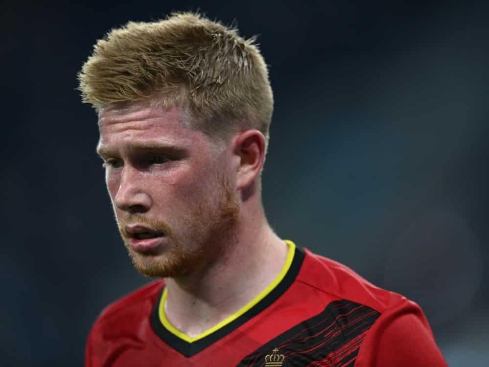 Kevin De Bruyne fehlt Belgien in der WM-Qualifikation. ©SID KIRILL KUDRYAVTSEV