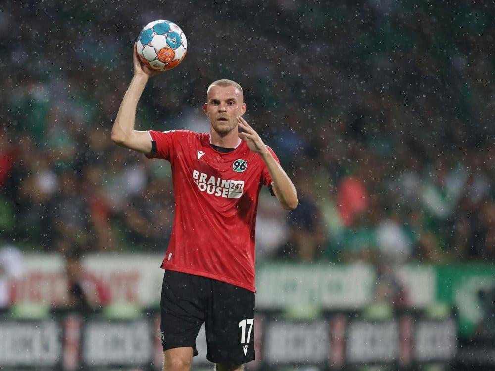 Marvin Ducksch wechselt nach Bremen. ©firo Sportphoto/SID