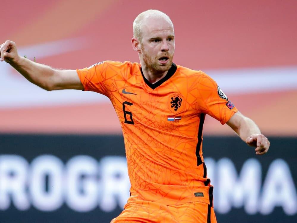 Davy Klaassen machte ein starkes Spiel. ©FIRO/SID Broer van den Boom
