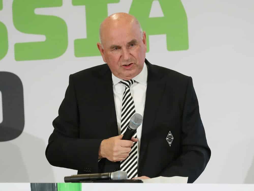 Reiner Körfer ist weiterhin Aufsichtsratschef. ©FIRO/SID