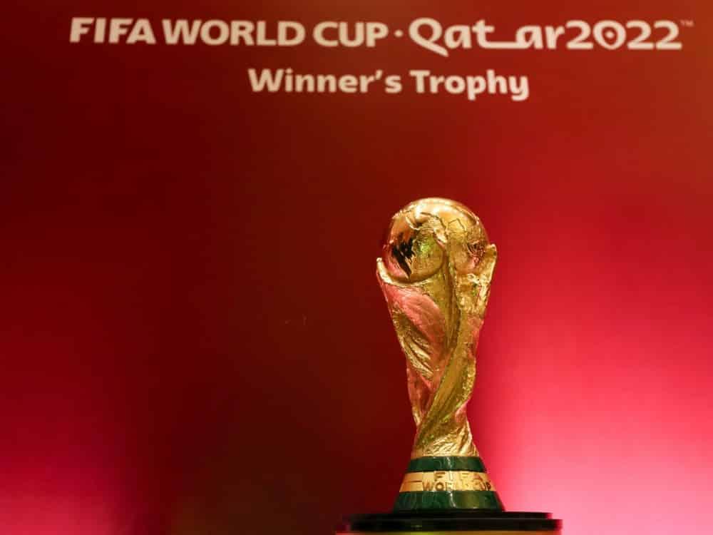 FIFA wirbt für Zwei-Jahres-Rhythmus . ©SID MOHAMED EL-SHAHED