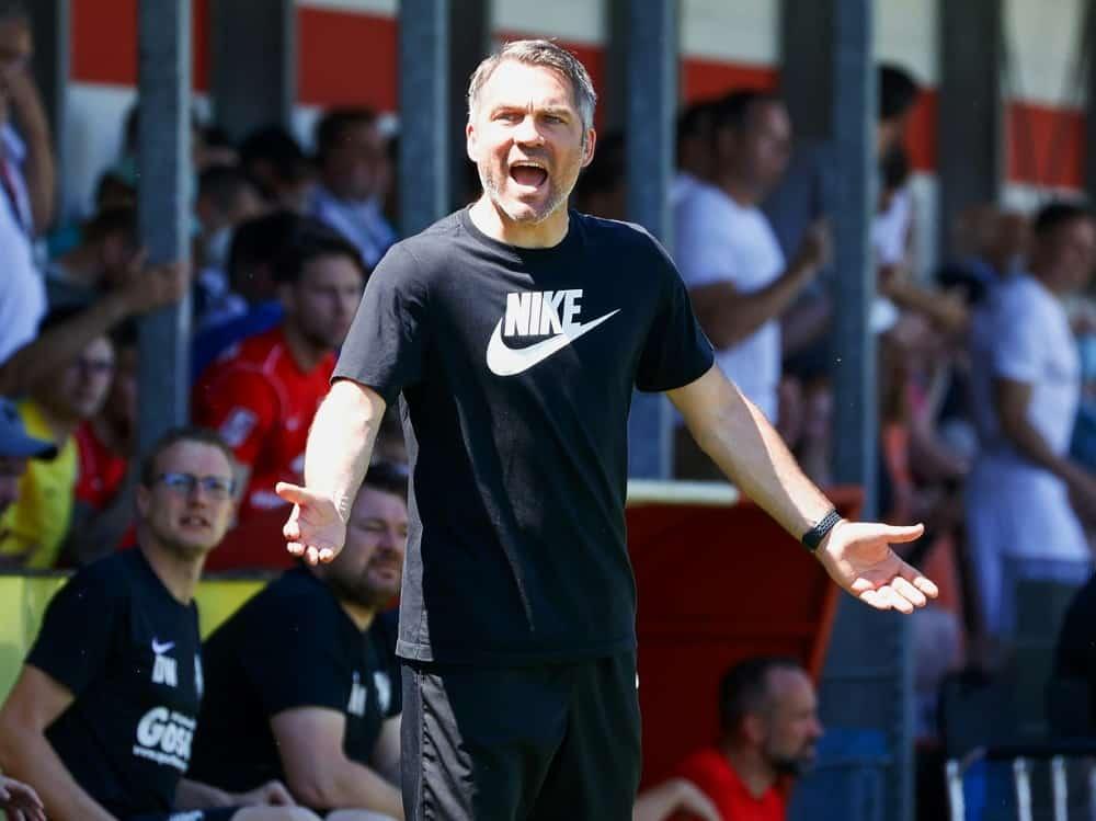 3. Liga: TSV Havelse weiterhin ohne Sieg. ©FIRO/SID Heiko BEcker