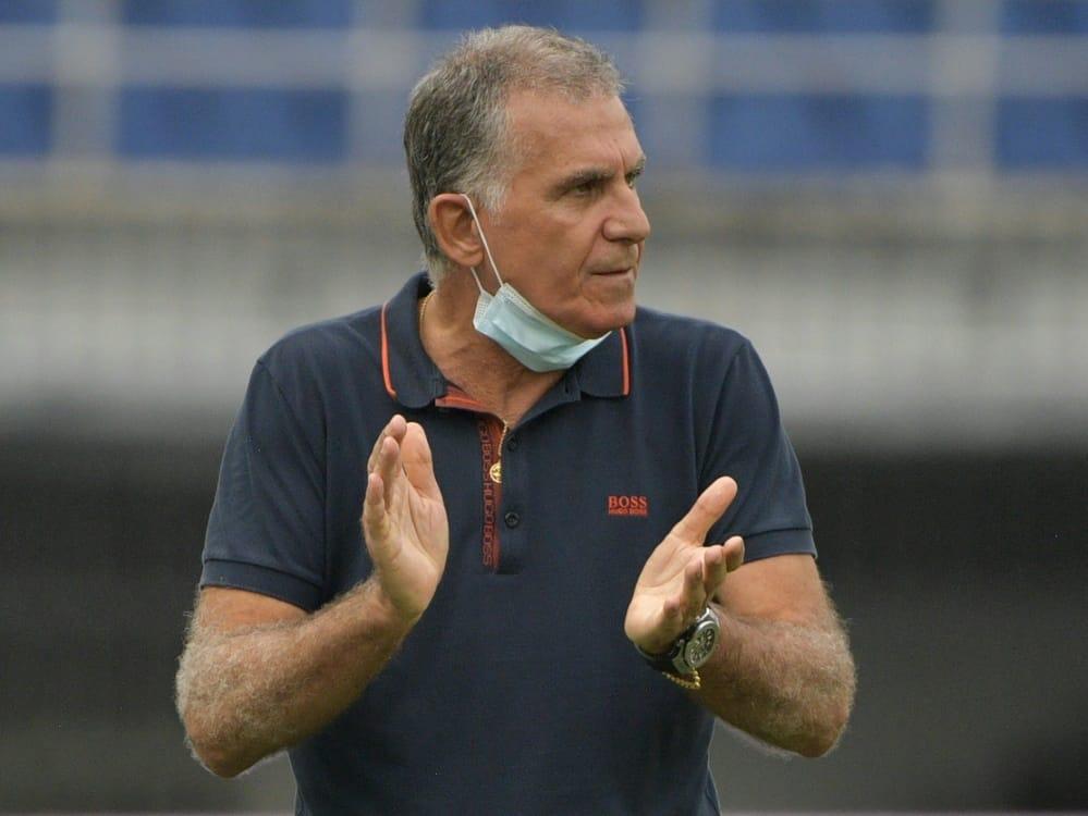 Carlos Queiroz wird neuer Trainer von Ägypten. ©SID RAUL ARBOLEDA
