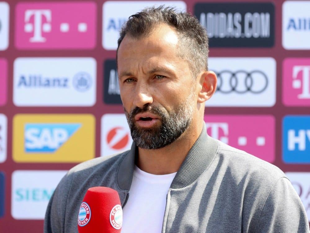 Salihamidzic kritisiert Marco Reus. ©SID ALEXANDER HASSENSTEIN
