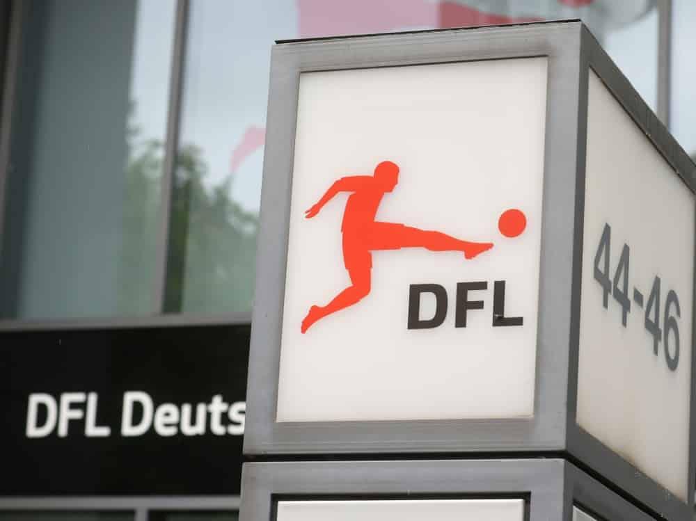 Zwischenbilanz: DFL meldet für Saisonstart 6 Coronafälle. ©FIRO/SID