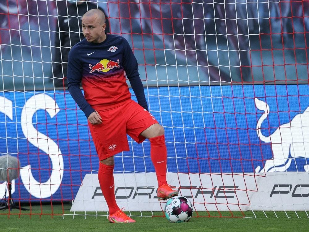 Angelino ist mit Guardiola im Reinen. ©SID JAN WOITAS