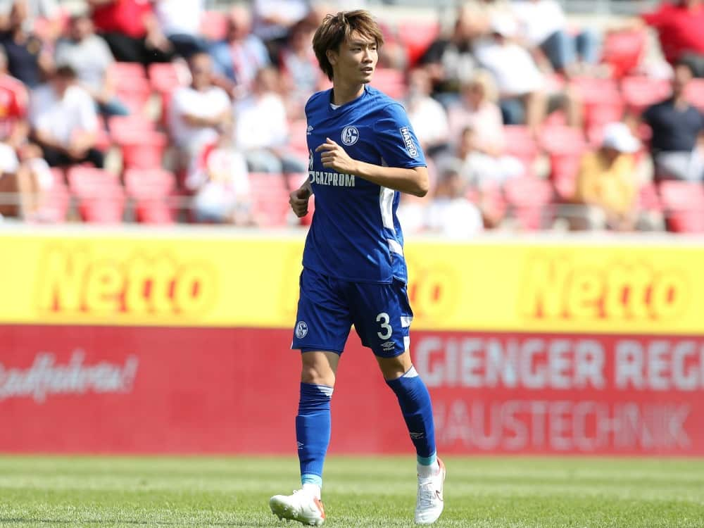 Ko Itakura kehrt verletzungsbedingt zurück. ©FIRO/SID