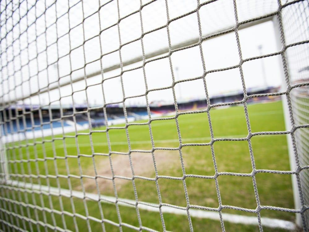 Der SC Verl und Aufsteiger Viktoria Berlin spielen 3:3 . ©FIRO/SID