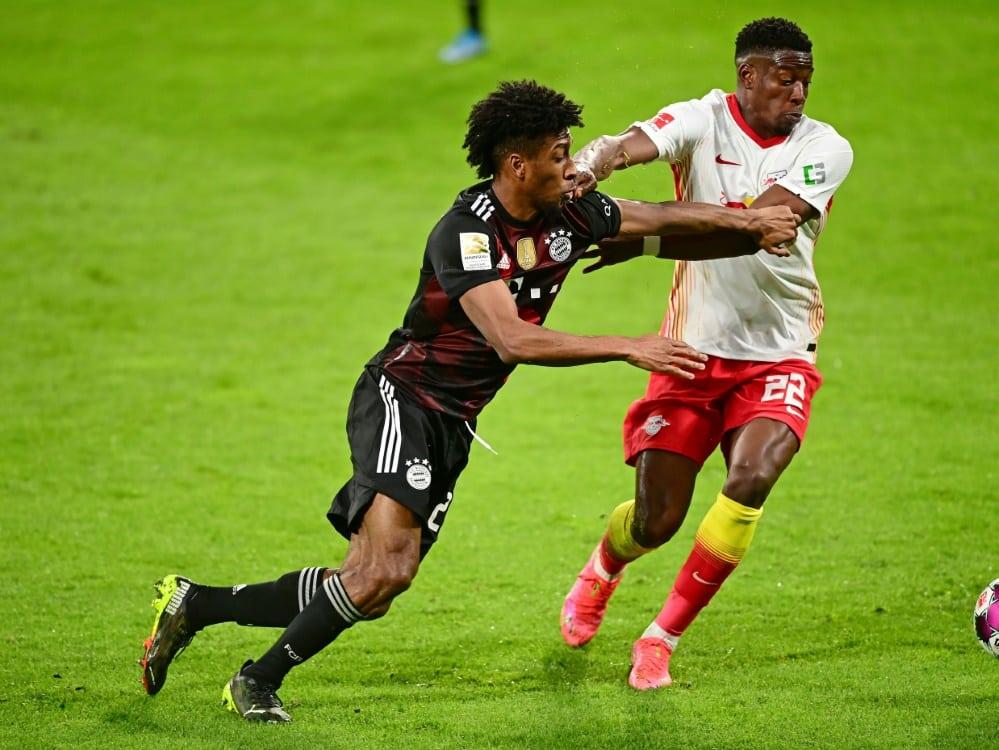 bwin: Leipzig gegen Bayern wird spannend. ©FIRO/SID