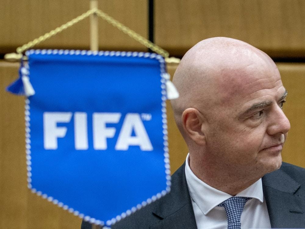 Fan-Umfrage: FIFA sieht sich bestätigt. ©SID JOE KLAMAR