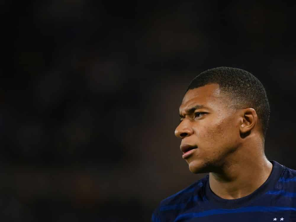 Verletzung: Mbappe reist von der Nationalmannschaft ab. ©SID FRANCK FIFE