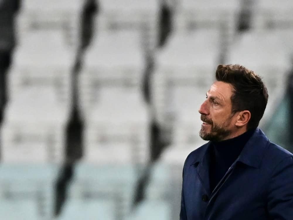 Hellas Verona trennt sich von Eusebio Di Francesco. ©SID MIGUEL MEDINA