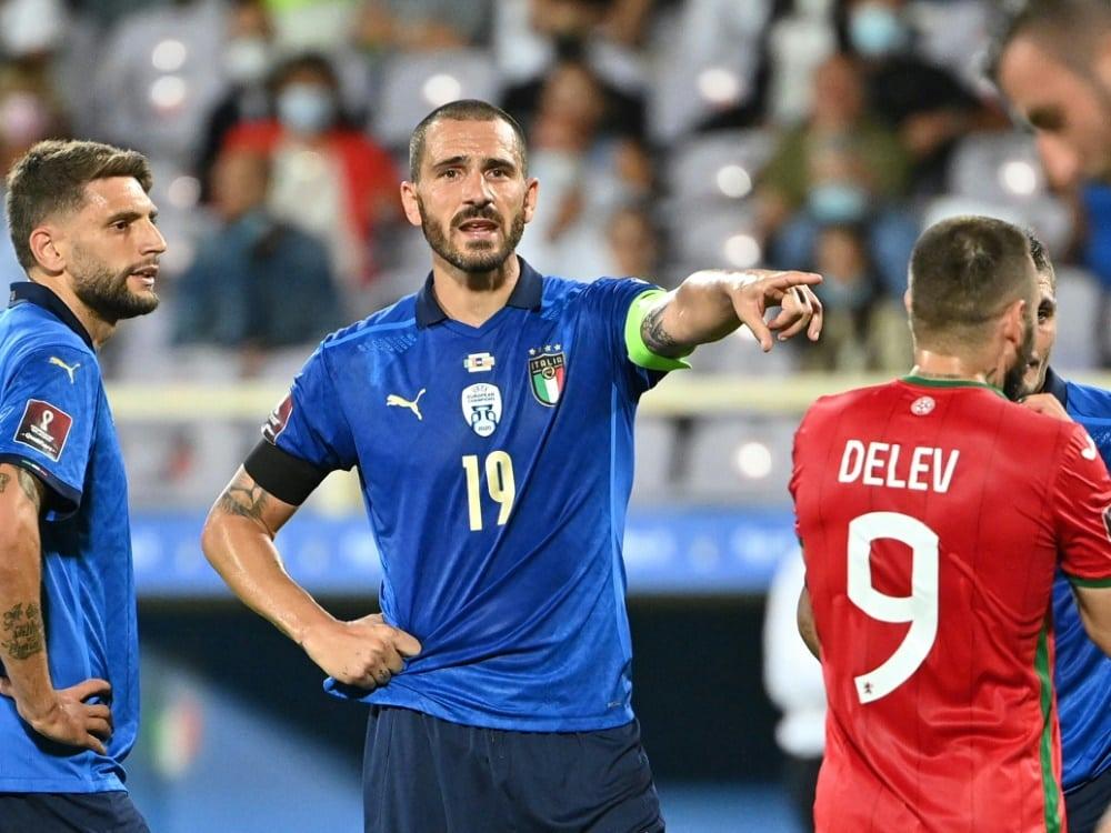 Italien: EM-Helden patzen gegen Underdog Bulgarien. ©SID ALBERTO PIZZOLI