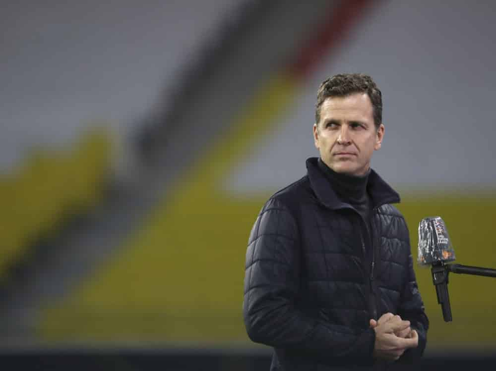 Bierhoff räumt Fehler im Auftreten des DFB-Teams ein. ©SID RONNY HARTMANN