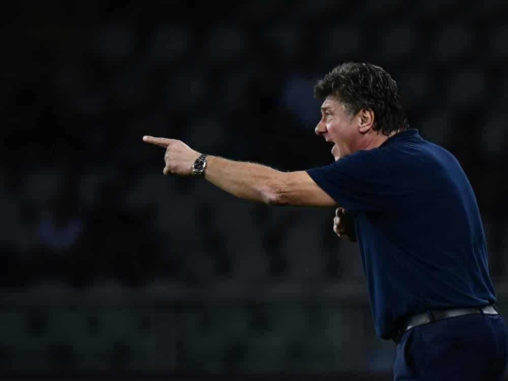 Walter Mazzarri ist der neue Trainer von Cagliari Calcio. ©SID MARCO BERTORELLO
