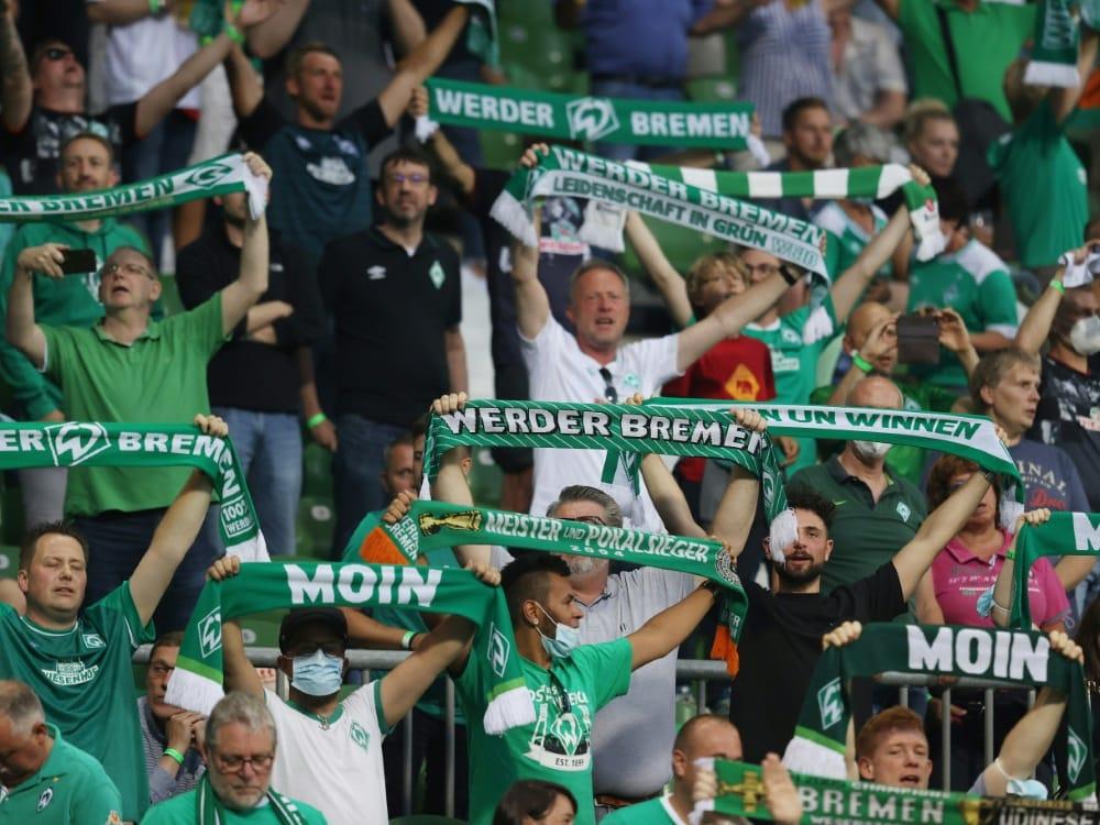 Nach Vorwürfen streicht Werder Aufsichtsrat-Kandidaten. ©FIRO/SID