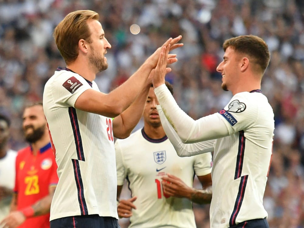 England siegt zum fünften Mal. ©SID JUSTIN TALLIS