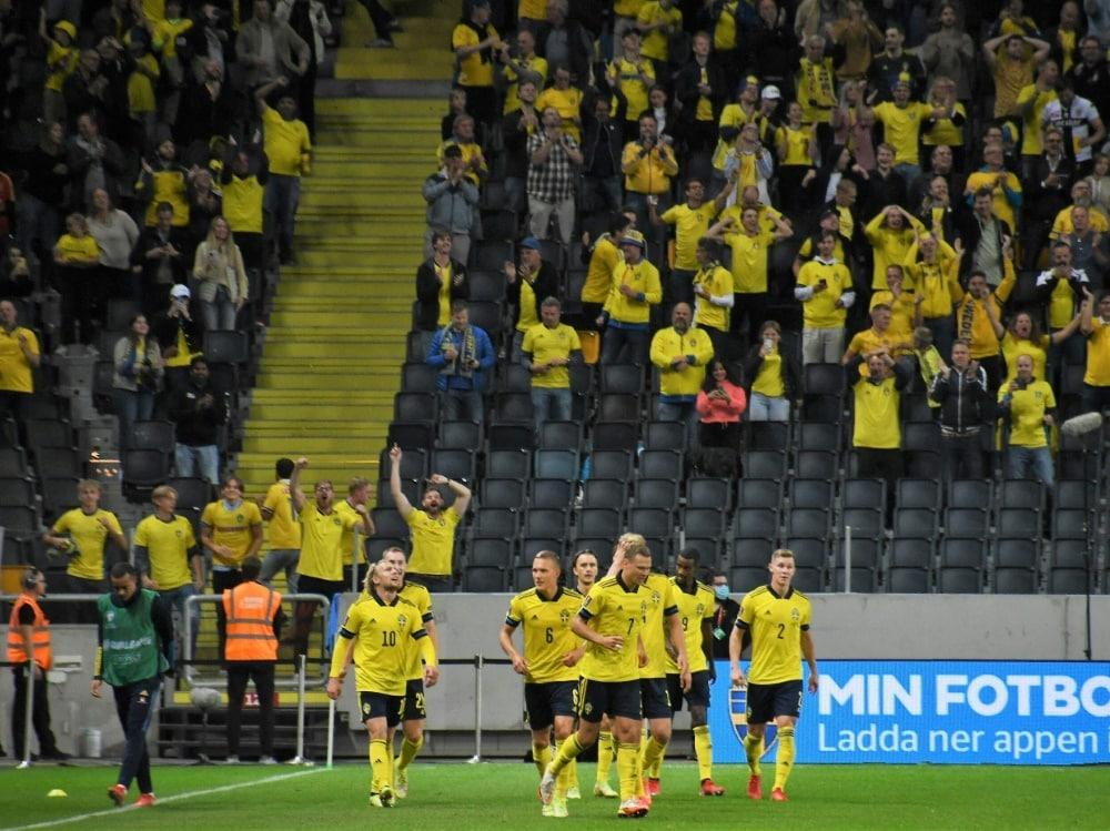 Schweden verzichtet auf Katar-Training. ©SID ATILA ALTUNTAS