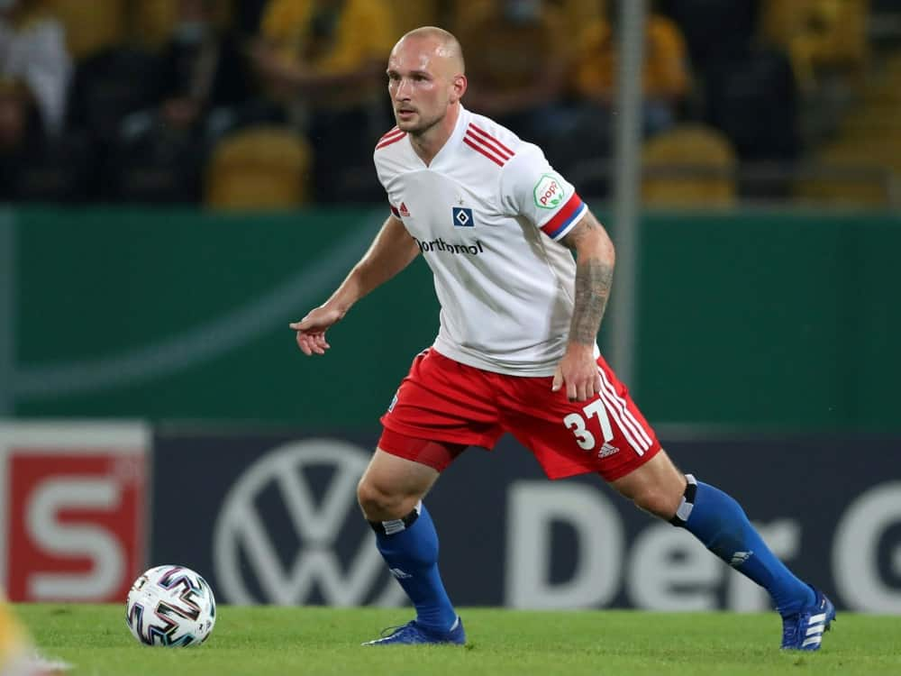 Leistner wechselt zum belgischen Klub VV St. Truiden . ©FIRO/SID