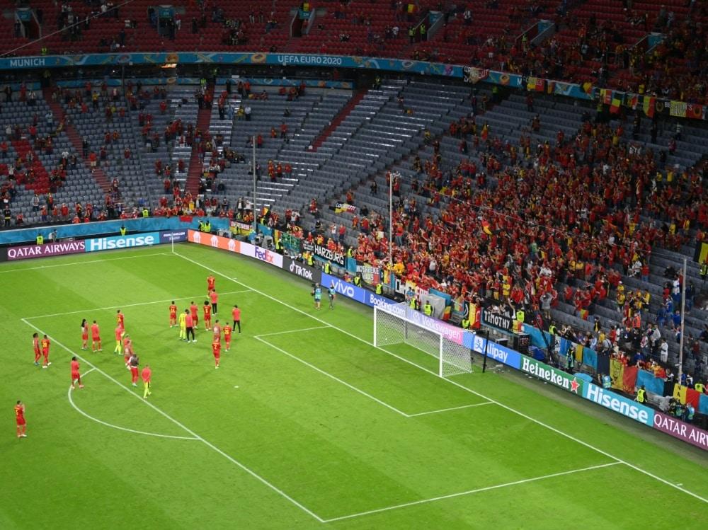 Die Allianz Arena darf voll ausgelastet werden. ©SID STUART FRANKLIN