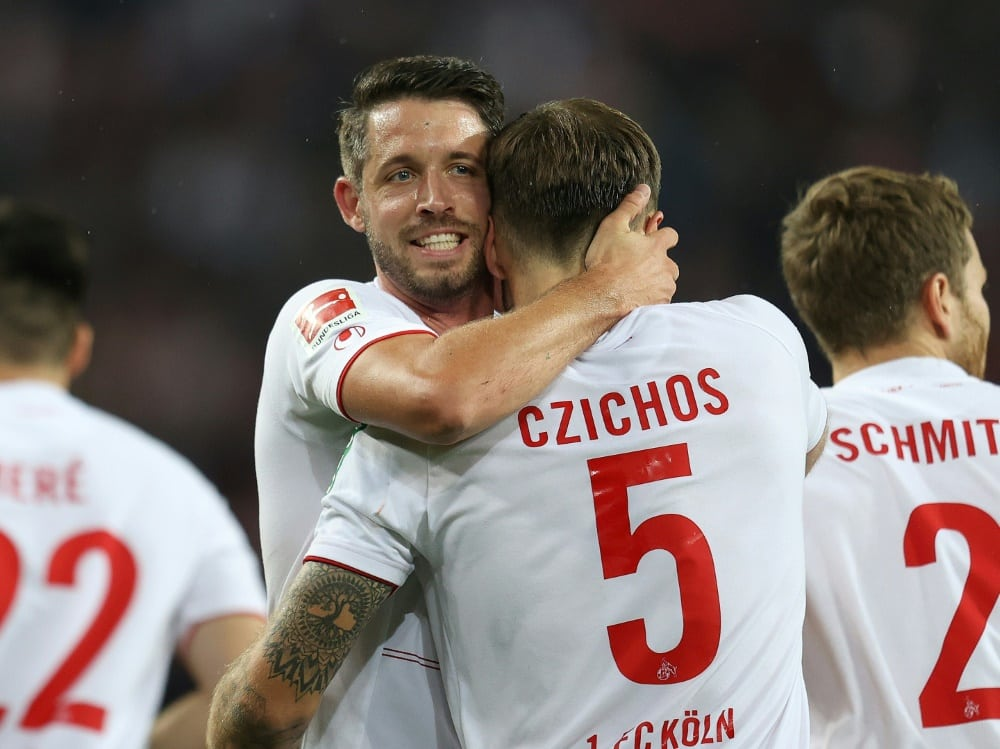 Köln dreht Heimspiel gegen Greuther Fürth. ©FIRO/SID