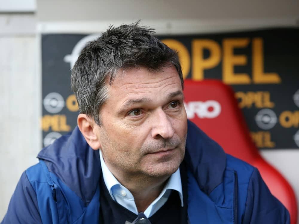 Mainz 05 und Christian Heidel setzen Zusammenarbeit fort. ©FIRO/SID