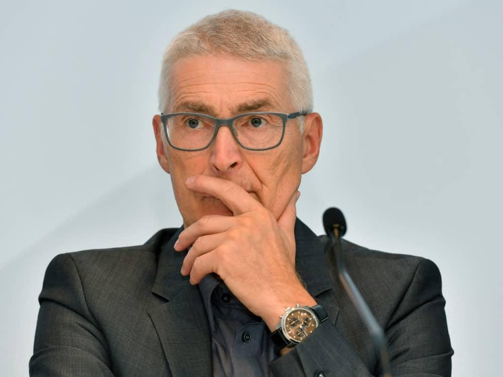 Die meisten deutschen Schiedsrichter sind geimpft. ©SID INA FASSBENDER