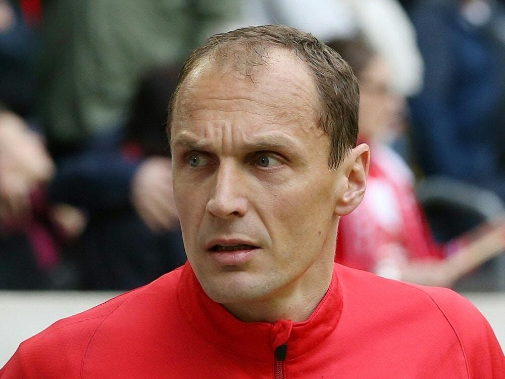 Drobny wird Torwarttrainer bei den Bayern-Amateuren. ©FIRO/SID