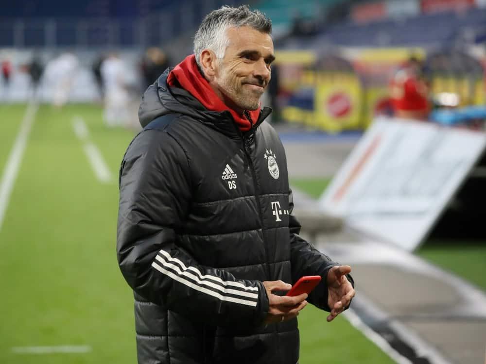 Danny Schwarz wird neuer Trainer der Würzburger Kickers. ©FIRO/SID