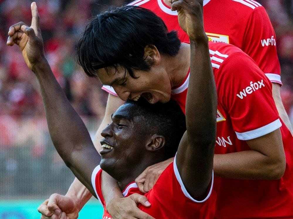 Bundesliga: Union Berlin gewinnt in Mainz 2:1. ©SID JOHN MACDOUGALL